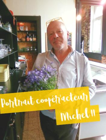 Portrait coopérateur : Michel